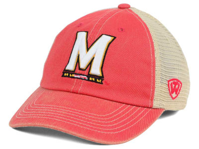 Maryland Terrapins Top of the World NCAA Wickler Mesh Cap