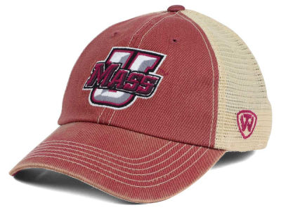 Massachusetts Minutemen Top of the World NCAA Wickler Mesh Cap