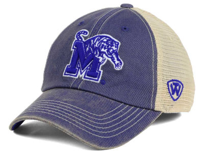Memphis Tigers Top of the World NCAA Wickler Mesh Cap