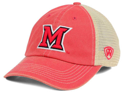 Miami (Ohio) Redhawks Top of the World NCAA Wickler Mesh Cap
