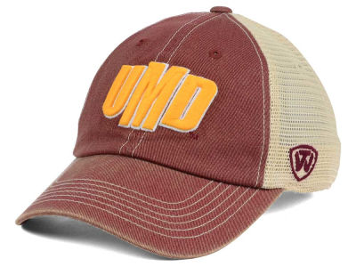Minnesota Duluth Bulldogs Top of the World NCAA Wickler Mesh Cap