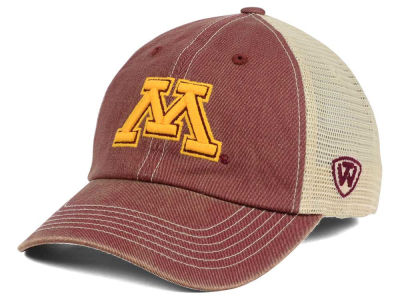 Minnesota Golden Gophers Top of the World NCAA Wickler Mesh Cap