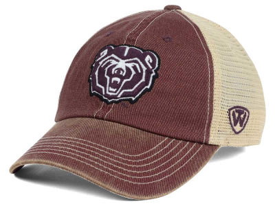 Missouri State Bears Top of the World NCAA Wickler Mesh Cap