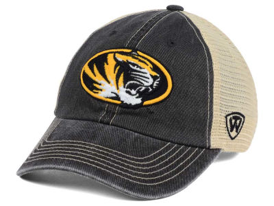 Missouri Tigers Top of the World NCAA Wickler Mesh Cap