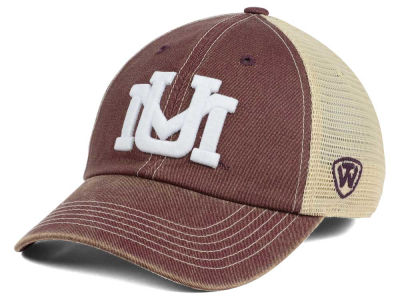 Montana Grizzlies Top of the World NCAA Wickler Mesh Cap