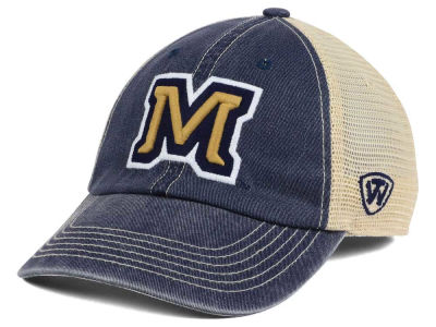Montana State Bobcats Top of the World NCAA Wickler Mesh Cap