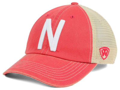 Nebraska Cornhuskers Top of the World NCAA Wickler Mesh Cap