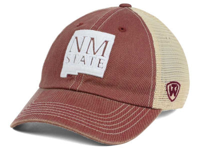 New Mexico State Aggies Top of the World NCAA Wickler Mesh Cap