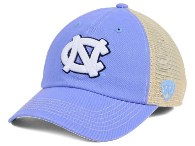 North Carolina Tar Heels Top of the World NCAA Wickler Mesh Cap