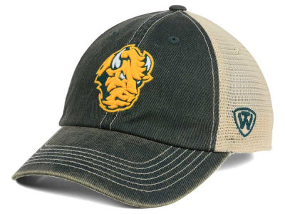 North Dakota State Bison Top of the World NCAA Wickler Mesh Cap