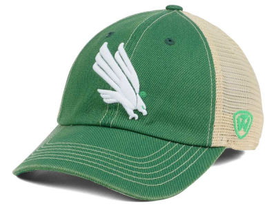 North Texas Mean Green Top of the World NCAA Wickler Mesh Cap