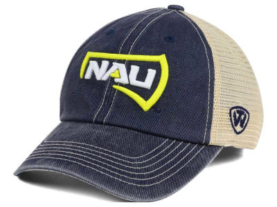 Northern Arizona Lumberjacks Top of the World NCAA Wickler Mesh Cap