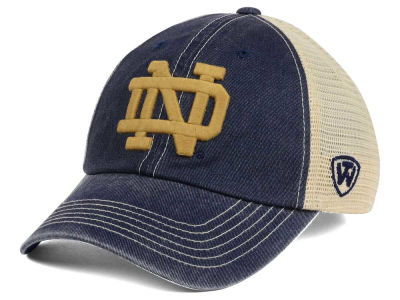 Notre Dame Fighting Irish Top of the World NCAA Wickler Mesh Cap