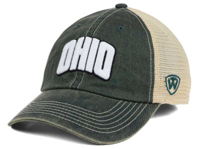 Ohio Bobcats Top of the World NCAA Wickler Mesh Cap