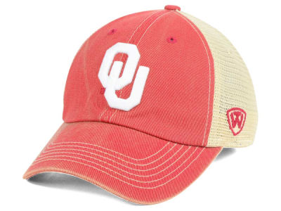 Oklahoma Sooners Top of the World NCAA Wickler Mesh Cap