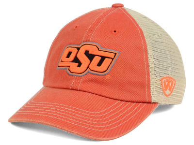 Oklahoma State Cowboys Top of the World NCAA Wickler Mesh Cap