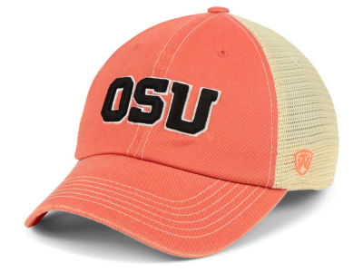 Oregon State Beavers Top of the World NCAA Wickler Mesh Cap
