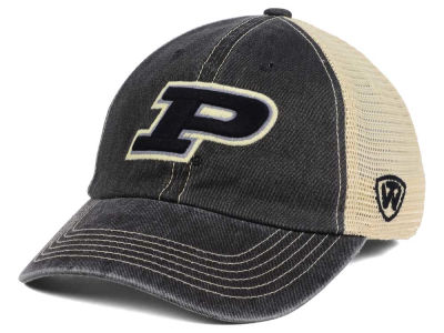 Purdue Boilermakers Top of the World NCAA Wickler Mesh Cap