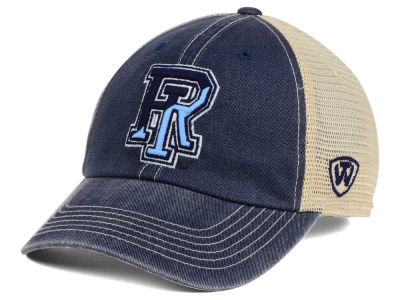 Rhode Island Rams Top of the World NCAA Wickler Mesh Cap