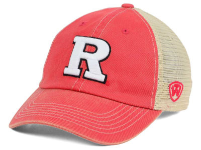 Rutgers Scarlet Knights Top of the World NCAA Wickler Mesh Cap