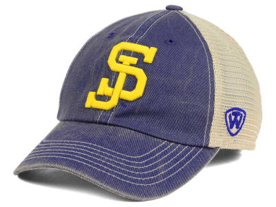 San Jose State Spartans Top of the World NCAA Wickler Mesh Cap