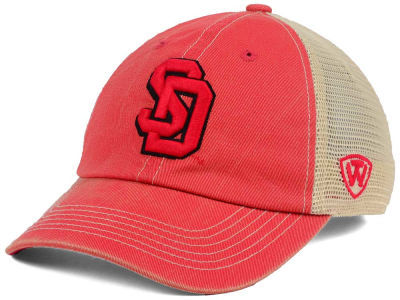 South Dakota Coyotes Top of the World NCAA Wickler Mesh Cap