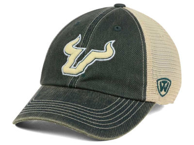 South Florida Bulls Top of the World NCAA Wickler Mesh Cap