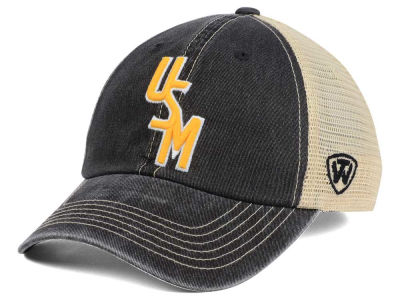 Southern Mississippi Golden Eagles Top of the World NCAA Wickler Mesh Cap