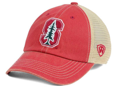 Stanford Cardinal Top of the World NCAA Wickler Mesh Cap