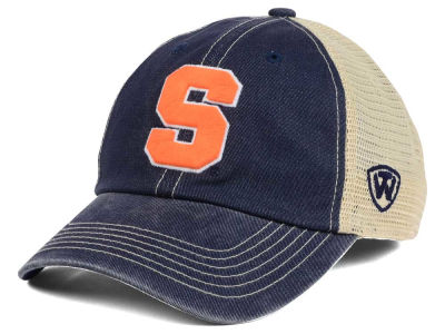 Syracuse Orange Top of the World NCAA Wickler Mesh Cap