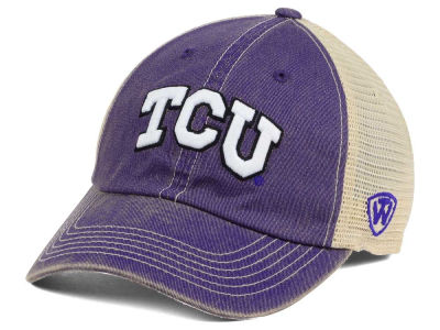 Texas Christian Horned Frogs Top of the World NCAA Wickler Mesh Cap
