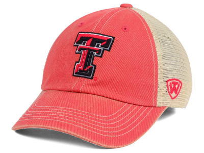 Texas Tech Red Raiders Top of the World NCAA Wickler Mesh Cap