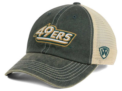 Charlotte 49ers Top of the World NCAA Wickler Mesh Cap