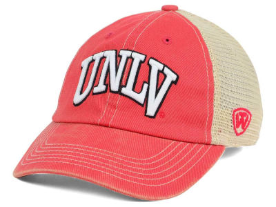 UNLV Runnin Rebels Top of the World NCAA Wickler Mesh Cap