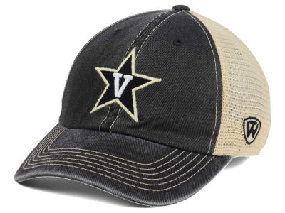 Vanderbilt Commodores Top of the World NCAA Wickler Mesh Cap