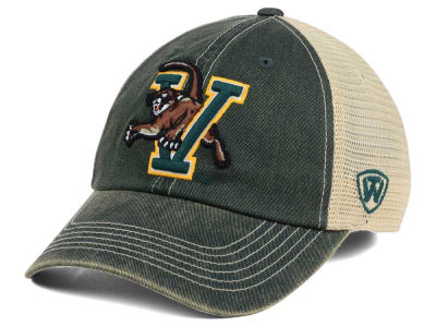Vermont Catamounts Top of the World NCAA Wickler Mesh Cap