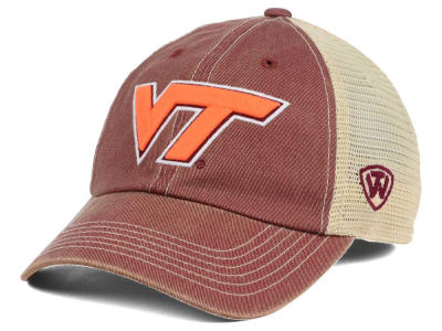 Virginia Tech Hokies Top of the World NCAA Wickler Mesh Cap