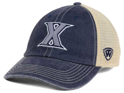 Xavier Musketeers Top of the World NCAA Wickler Mesh Cap