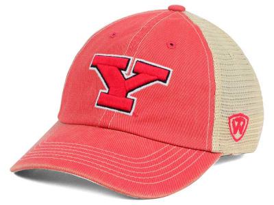 Youngstown State Penguins Top of the World NCAA Wickler Mesh Cap