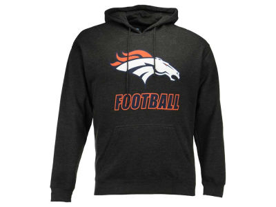 Denver Broncos NFL Men's Wing T Formation Hoodie