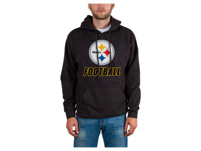 Pittsburgh Steelers NFL Men's Wing T Formation Hoodie
