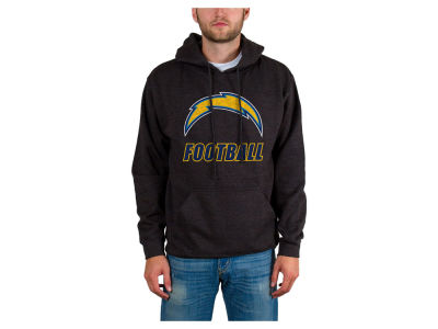 Los Angeles Chargers NFL Men's Wing T Formation Hoodie