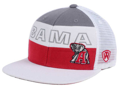 Alabama Crimson Tide Top of the World NCAA Midcourt Snapback Cap
