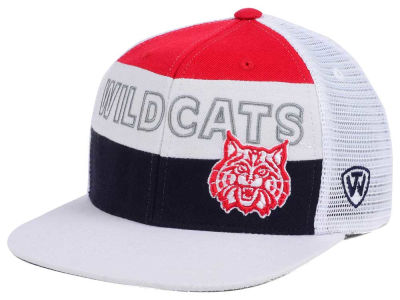 Arizona Wildcats Top of the World NCAA Midcourt Snapback Cap