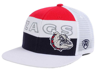 Gonzaga Bulldogs Top of the World NCAA Midcourt Snapback Cap