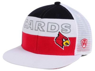 Louisville Cardinals Top of the World NCAA Midcourt Snapback Cap