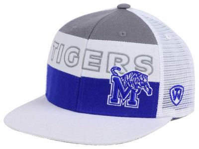 Memphis Tigers Top of the World NCAA Midcourt Snapback Cap