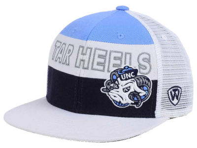 North Carolina Tar Heels Top of the World NCAA Midcourt Snapback Cap