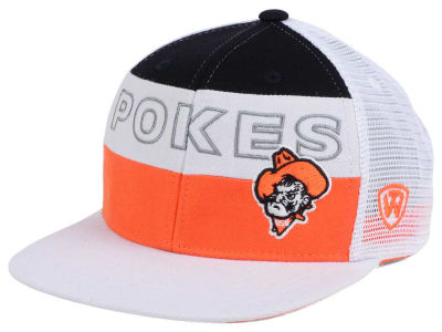 Oklahoma State Cowboys Top of the World NCAA Midcourt Snapback Cap