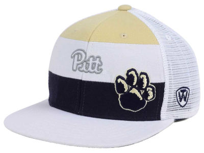 Pittsburgh Panthers Top of the World NCAA Midcourt Snapback Cap